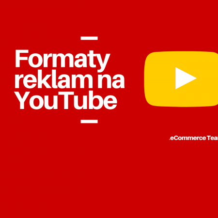 Formaty reklam video na YouTube - grafika